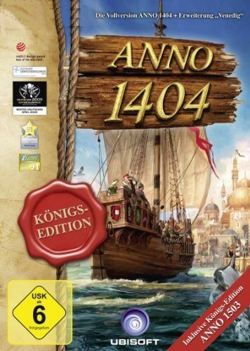 ANNO 1404 - PC Spiel für Senioren