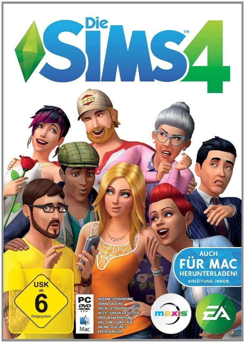 Die Sims 4 - Senioren Spiele für den PC