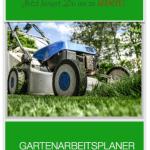 Gartenarbeit planen mit dem Gartenarbeitsplaner Senioren und Rentner