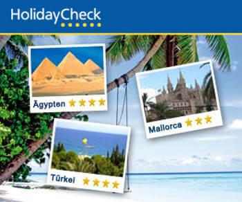 Reisen Urlaub Hotels und Unterkünfte mit HolidayCheck