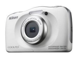 Seniorengerechte Digitalkamera - Nikon Coolpix S33 - Einsteigerkamera - Digitalkamera für Senioren