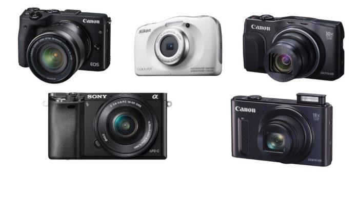 Seniorengerechte Digitalkamera - Seniorenkameras