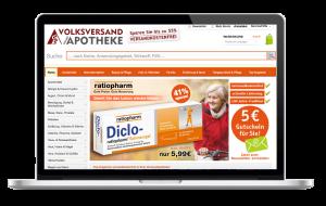 Volksversand.de - VersandApotheke