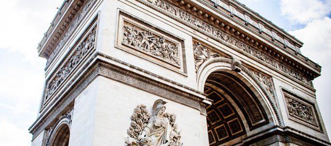 Arc de Triumph – Der Triumphbogen im Paris – Sehenswürdigkeiten beliebter Städte in Europa