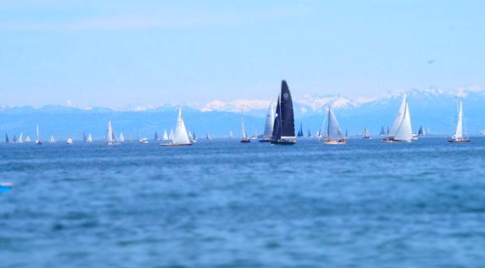 Ausflug an den Bodensee - Konstanz - Alpenpanorama - Schifffahrt - Segeln - Konstanz - Reisen für Senioren - Seniorenreisen