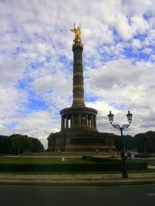 Ausflug nach Berlin für Rentner Senioren und Penionäre - Sehenswürdigkeiten - Siegessäule