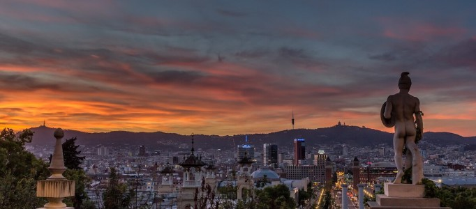 Barcelona – Ausblick – Europas schönste Städte