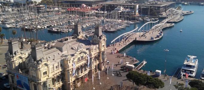 Barcelona Hafen – Europas schönste Städte