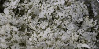 Blumenkohl Salat - Rezept Zubereitung Zutaten