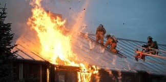 Brandgefahr Demenz - Wohnungsbrand bei Demenz - Rauchmelder retten Leben