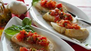 Bruschetta Brunch - Rentner und Senioren Brunch