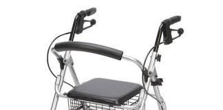 Dietz Ligero Leichtgewicht-Rollator - Gehilfe - Test und Erfahrungsbericht