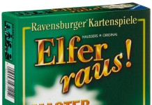 Elfer-Raus - Kartenspiel und Spielanleitung für Rentner und Senioren