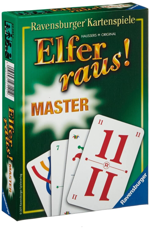 Elfer Raus Kartenspiel