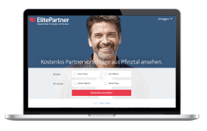 ElitePartner - Senioren und Rentner - Partnervermittlung