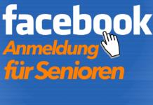 Facebook Senioren Ratgeber - Facebook Anmeldung Mitgliedschaft Registrierung für Senioren und Rentner