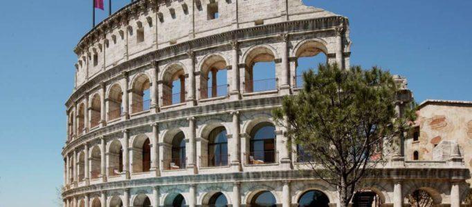 Freizeitpark Europa-Park in Rust – Colosseum