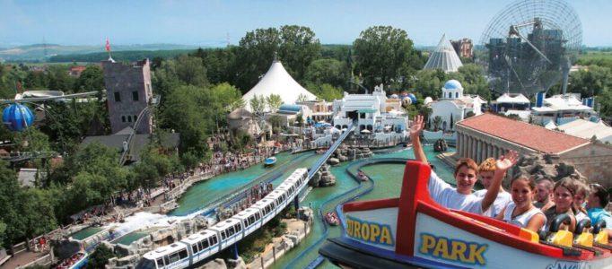 Freizeitpark Europa-Park in Rust – Poseidon