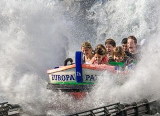 Freizeitparks in Deutschland - Europapark Rust