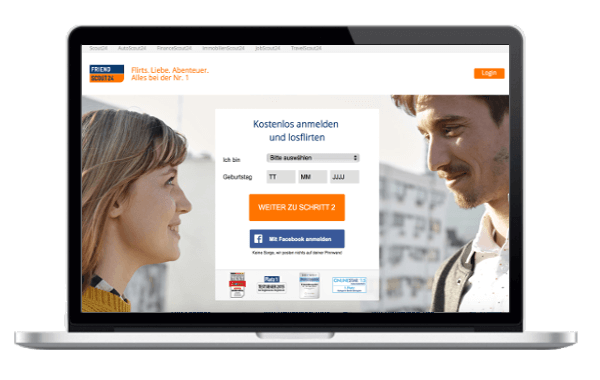 FriendScout24.de - Partnersuche im Internet - www.friendscout24.de