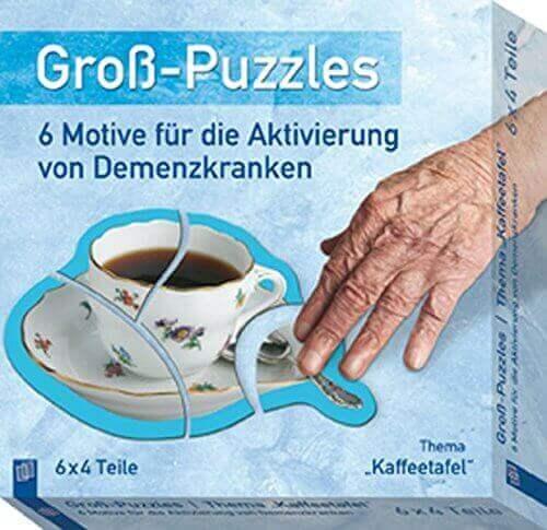 Großbild-Puzzle für Demenzkranke