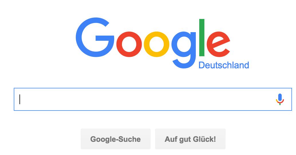Informationen suchen und finden im Internet mit Google - Google Sprachsuche mit Google Chrome