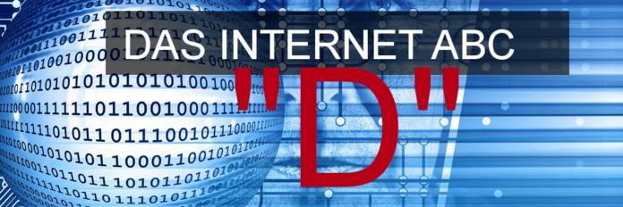 Internet ABC - Begriffe aus dem Internet schnell erklärt - Teil 4 - D