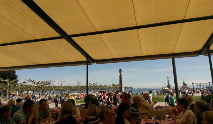 Konzil von Konstanz – Restaurant an der Uferpromenade in Konstanz