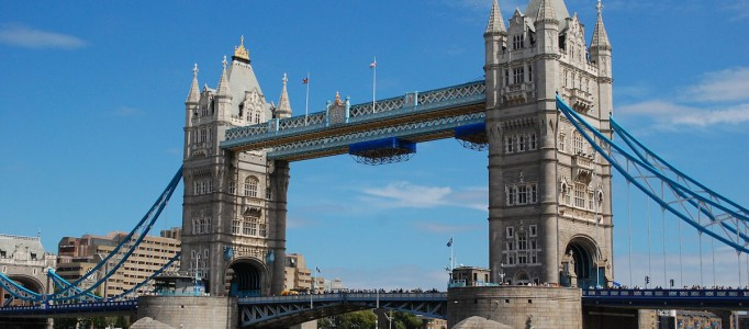 London – Tower Bridge – Europas schönste Städte