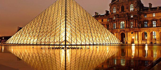 Louvre in Paris – Sehenswürdigkeiten beliebter Städte in Europa