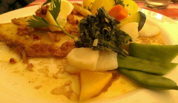 Maischollenfilet – Konzil von Konstanz – Restaurant