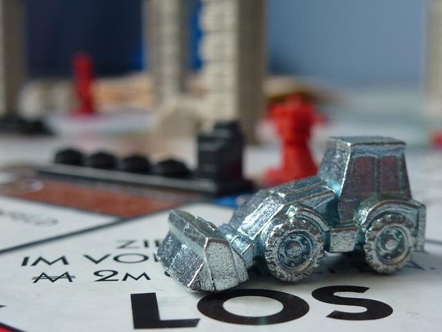 Monopoly - Gesellschaftsspiele für Senioren
