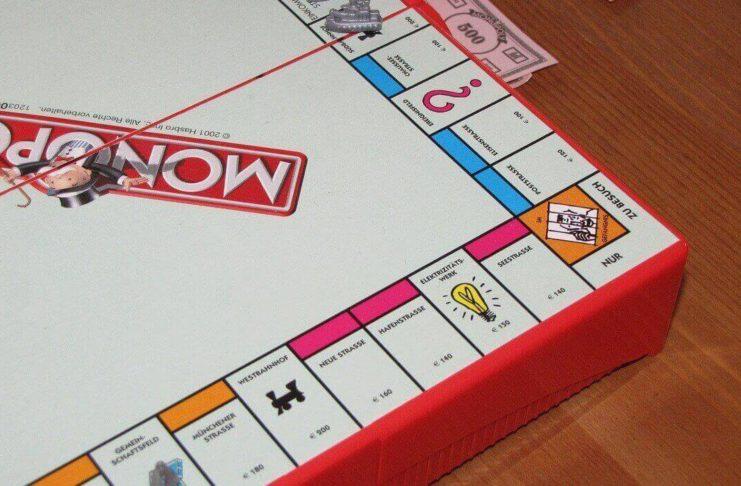Groß Monopol Brettspiel Vorlage Bilder - Dokumentationsvorlage ...
