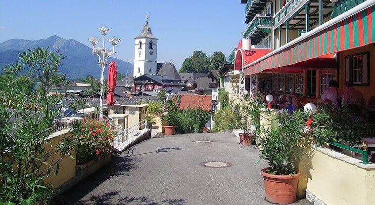 Reiseziel Österreich - Salzburger Land - Wolfgangsee