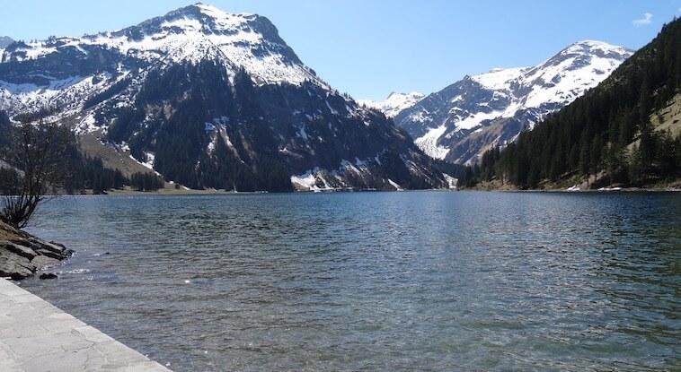 Reiseziel Österreich - Tirol - Reutte - Kitzbühel - Kufstein - Sankt Anton - Ischgl -Tannheimer Tal