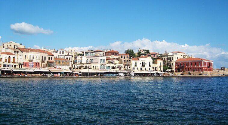 Reiseziel Kreta - Heraklion - Griechenland - Reisen für Senioren