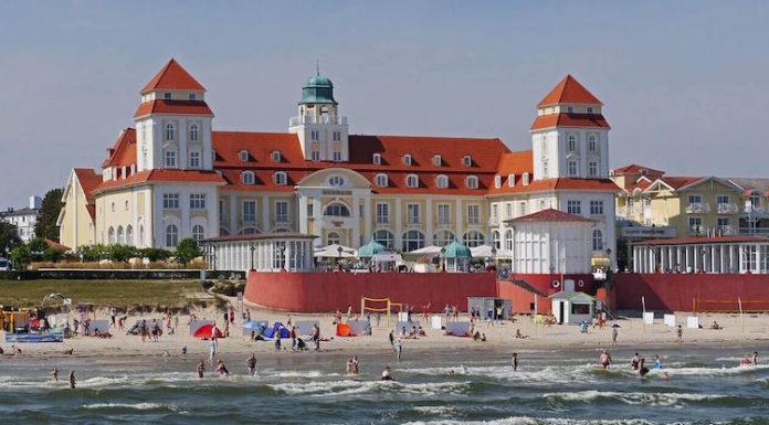 Reiseziel Ostsee-Insel Rügen - Reisen für Senioren