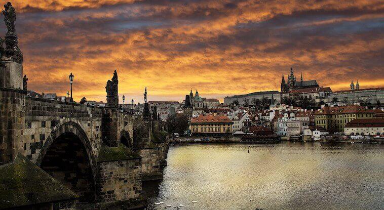 Reiseziel Tschechische Republik - Prag - Reisen für Senioren