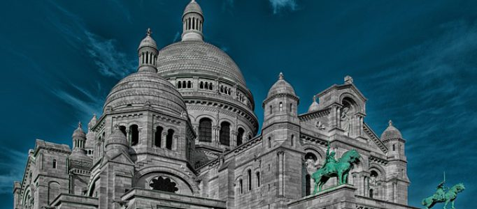 Sacre Coeur in Paris – Sehenswürdigkeiten beliebter Städte in Europa