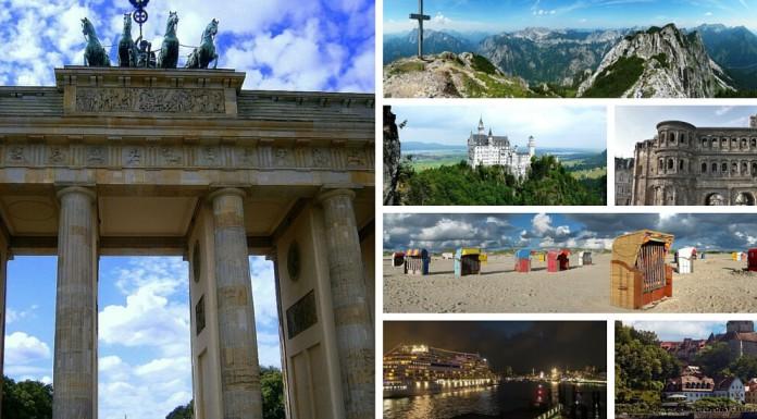 Sehenswuerdigkeiten Deutschland - Senioren und Rentner - Ausflug - Reisen - Ausflugsziele