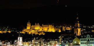 Senioren Rentner Ausflug Reisen Heidelberg