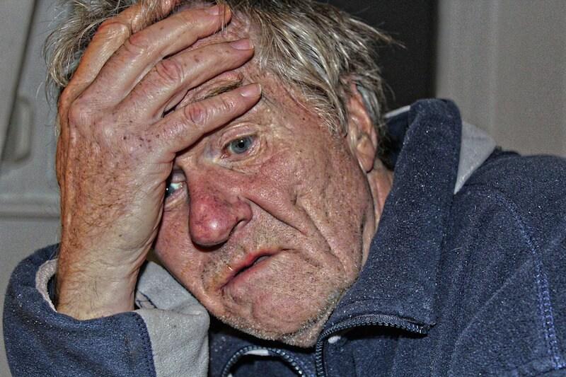 Senioren und Rentner - Demenz - Alzheimer