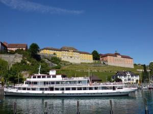 Senioren und Rentner Reisen Ausflug Urlaub Friedrichshafen Bodensee