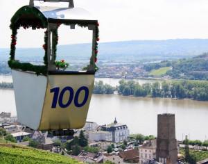 Senioren und Rentner Reisen Ausflug Urlaub Rheingau Burgen Schloesser