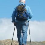 Senioren und Rentner - Sport - Nordic Walking - Gesund halten mit Nordic Walking