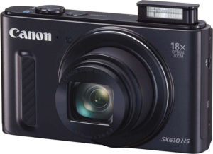 Seniorengerechte Digitalkamera - Canon PowerShot SX610 HS - Digitalkamera für Senioren