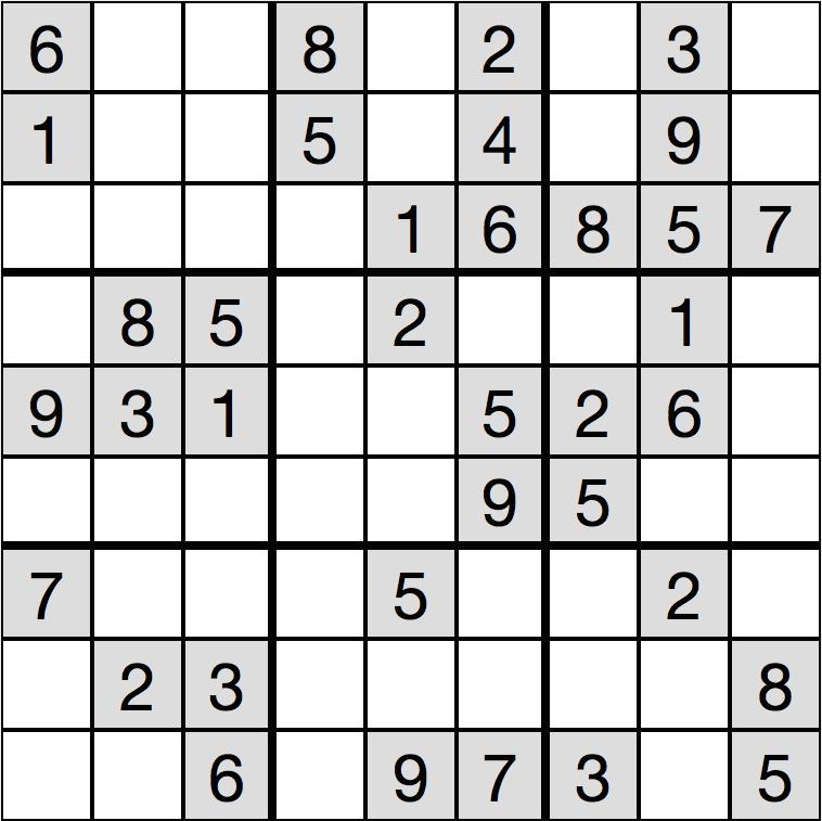 Sudoku Spielen Leicht