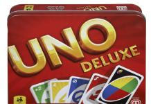 UNO Kartenspiel Gesellschaftsspiel für Senioren und Rentner