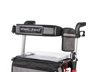 WheelzAhead TRACK Rollator - Vergleich Test Erfahrungsbericht