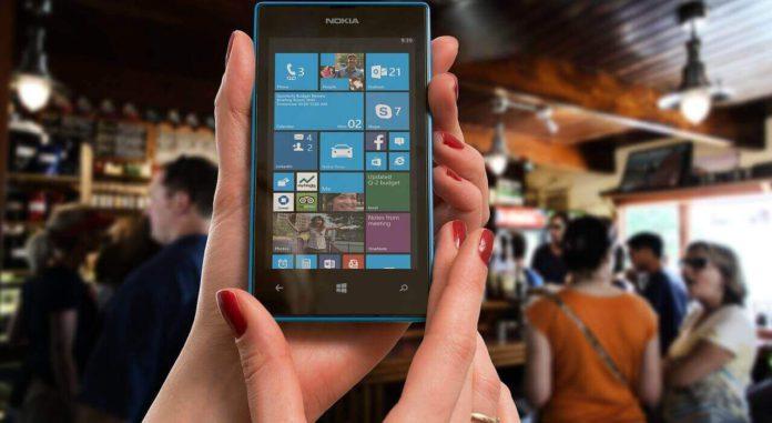 Windows Smartphone für Senioren - Nokia Lumia mit Windows für ältere Menschen